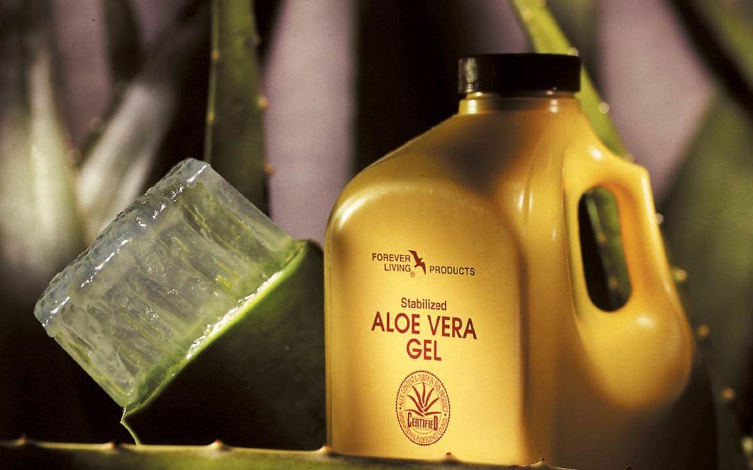 Forever Aloe Vera Gel México