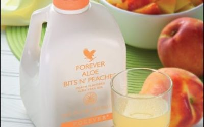 Forever Aloe Bits N' Peaches México