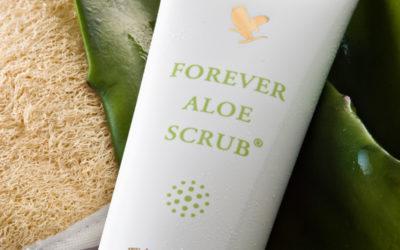 Forever Aloe Scrub México