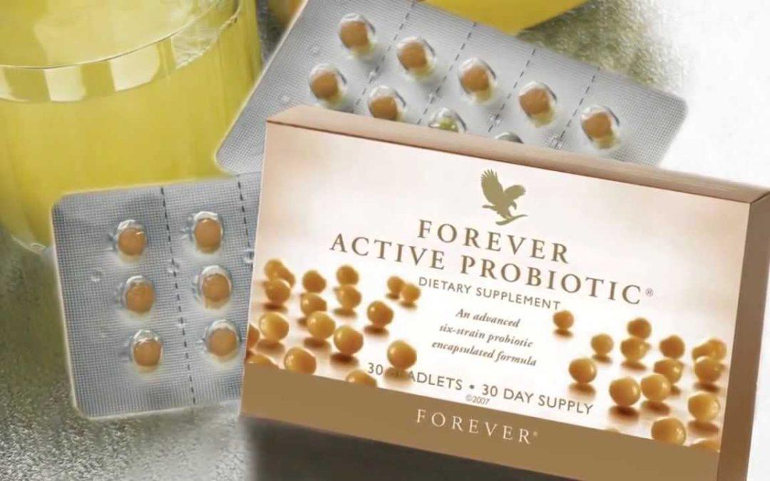 Forever Active Probiotic México