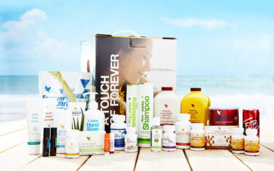 Catalogo de Productos Forever Living Mexico 2020