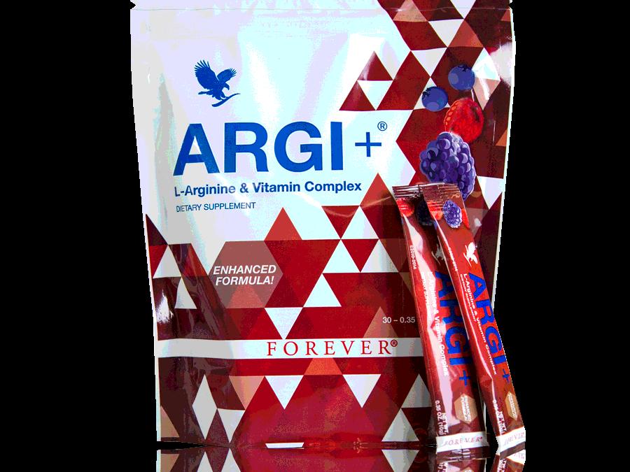 Argi+ Forever: L-Arginina & Vitamin Complex México